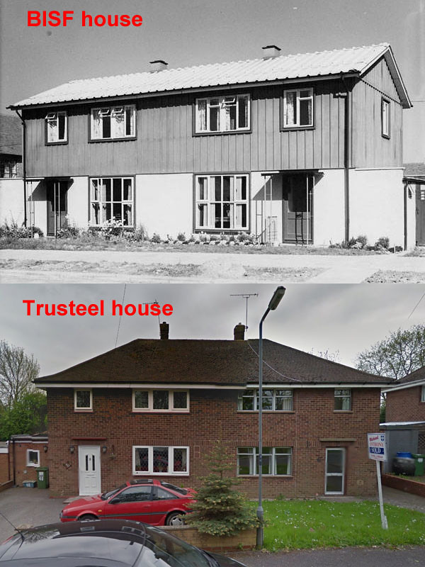 BISF/Trusteel comparison