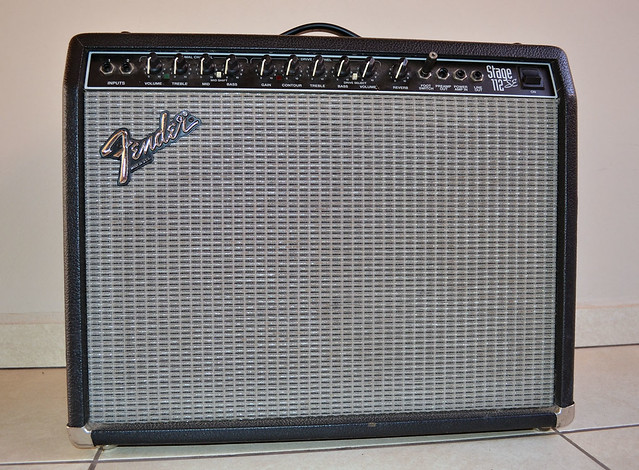 Photo:Fender Stage 112 Se Amp By marcelodonati