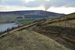 Broadstone Hill to Binn Green (600)
