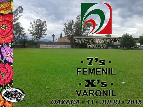 July 11 Rugby in Oaxaca
