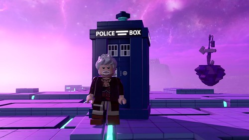 LEGO Dimensions Doctor Who War Doctor