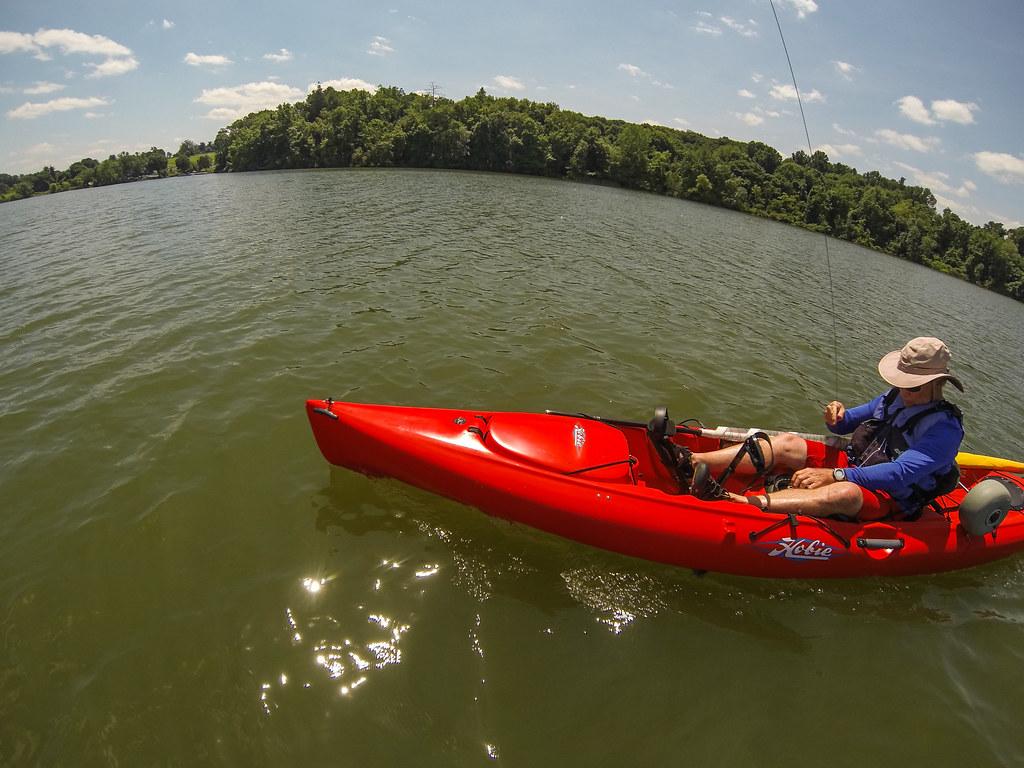 Kayak KAPing