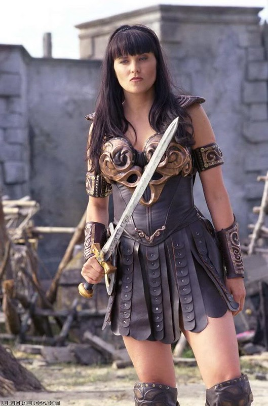 Lucy Lawless XenaWarriorPrincess