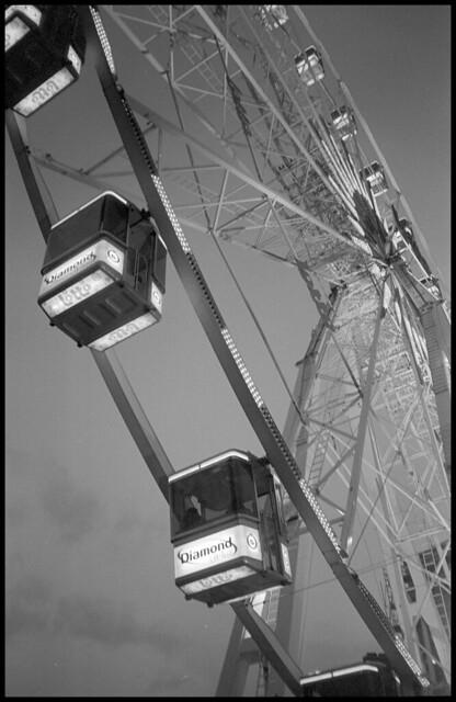 La grande roue aux plaisirs d'hiver 2014 (Bruxelles)