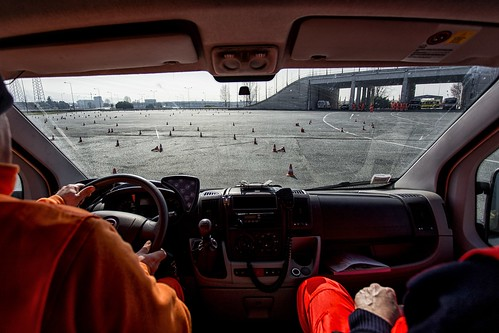 Corso autisti Croce Verde Torino
