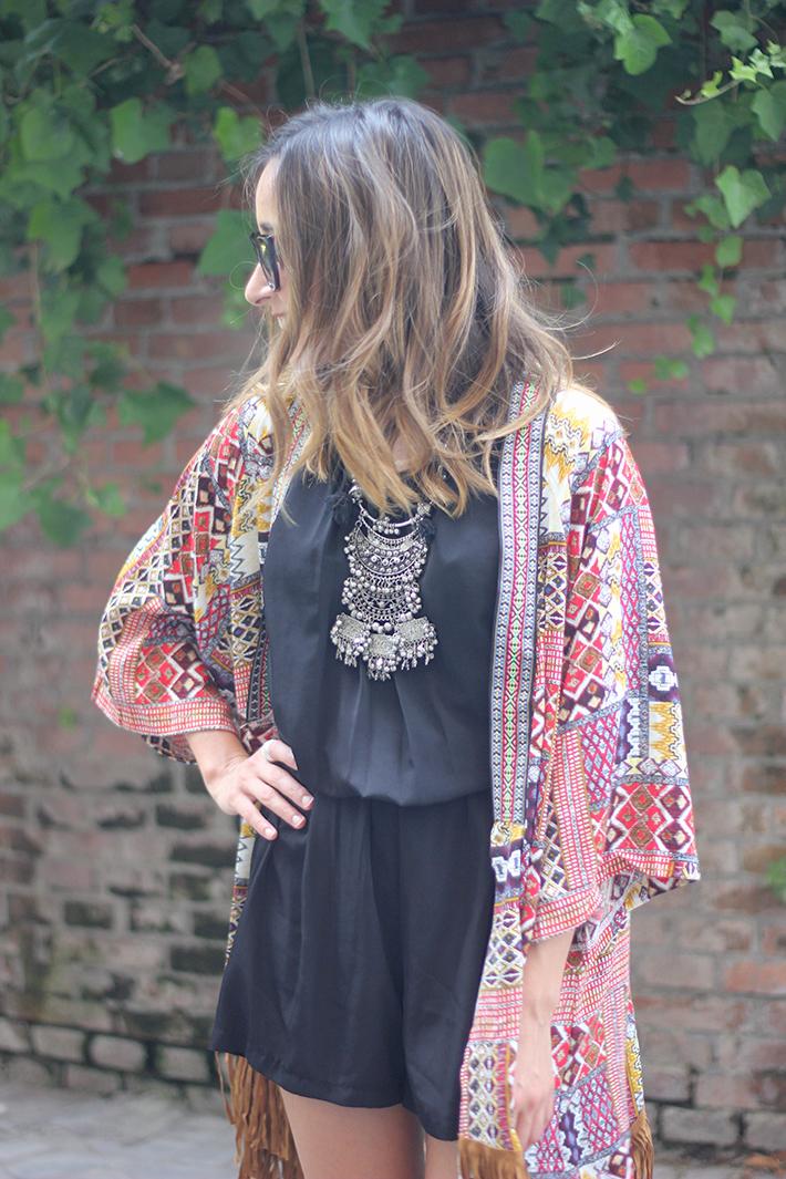 Kimono With Black Jumpsuit09