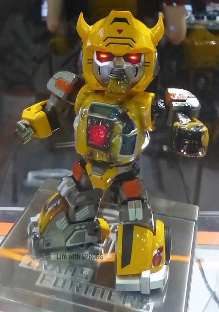 Kidslogic Battle Damaged (?) or evil zombie Bumblebee (?)
