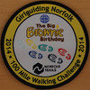 Girlguiding Norfolk - 100 Mile Walking Challenge 2014 by Leo Reynolds