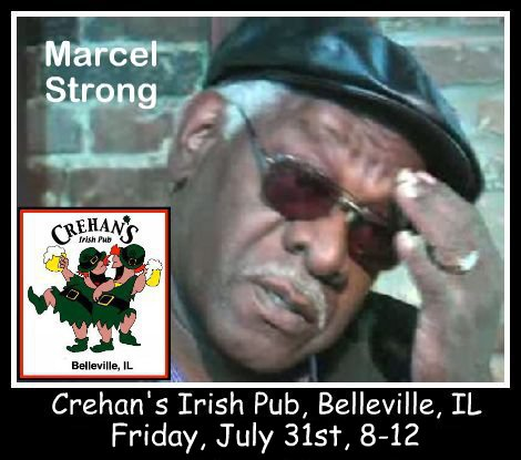 Marcel Strong 7-31-15