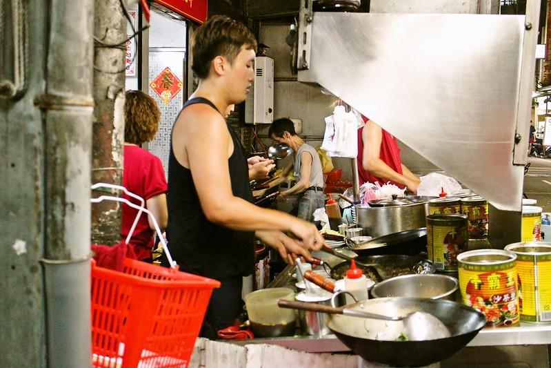 三重熱炒,三重美食,北港天橋下生炒羊肉,台北小吃︱台北熱炒 @陳小可的吃喝玩樂