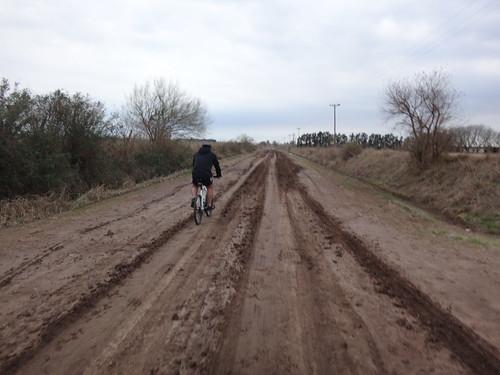Ciclismo - 92,39 km - Salida Timbues - La Ribera - Andino - Aldao (71)