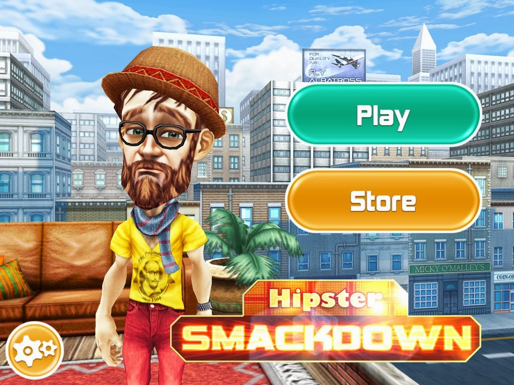 Download Free Game Hipster Smackdown Hack (All Versions) In-App Purchases Unlocked 100% Working and Tested for IOS and Android