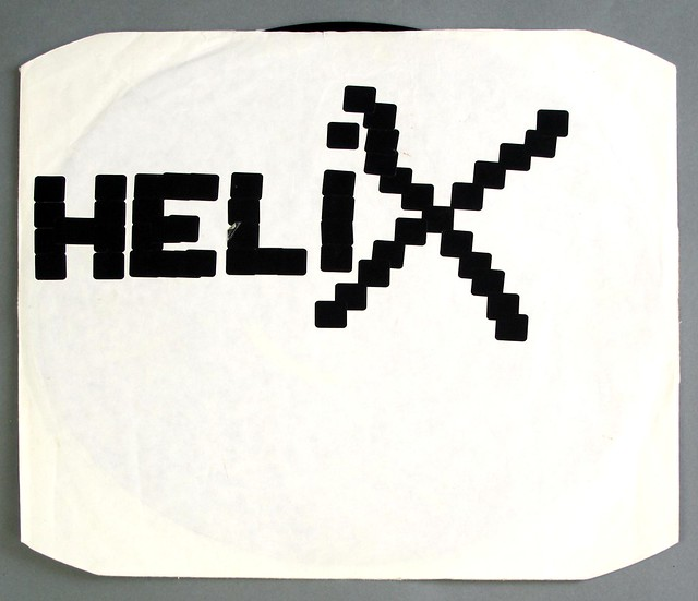 "HELIX NO REST FOR THE WICKED OIS 12"" LP VINYL"