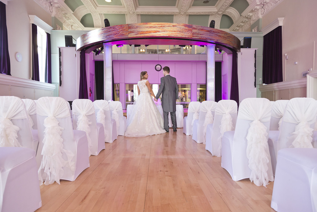 Hyndburn Leisure_Wedding Open Day19