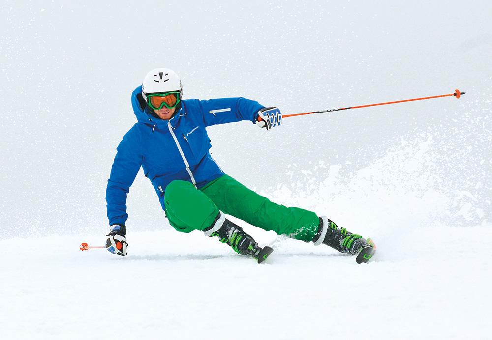 Test lyží - SNOWtest 2016/17
