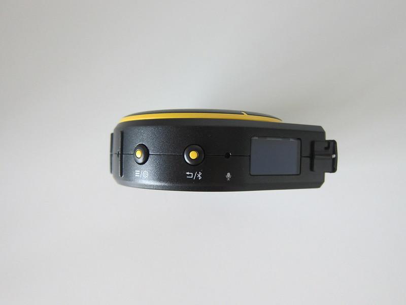 Bagel - Mode Button