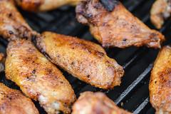 Alabama White Sauce Wings