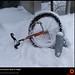 Sous la neige - Under the snow