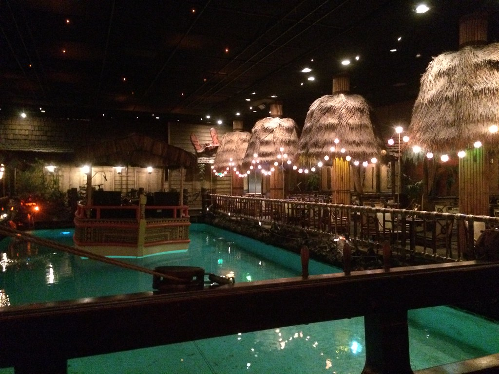 The Tonga Room At The Fairmont Hotel San Francisco Since