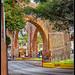 Arcos de Santiago de Querétaro, México por Guillermo R.