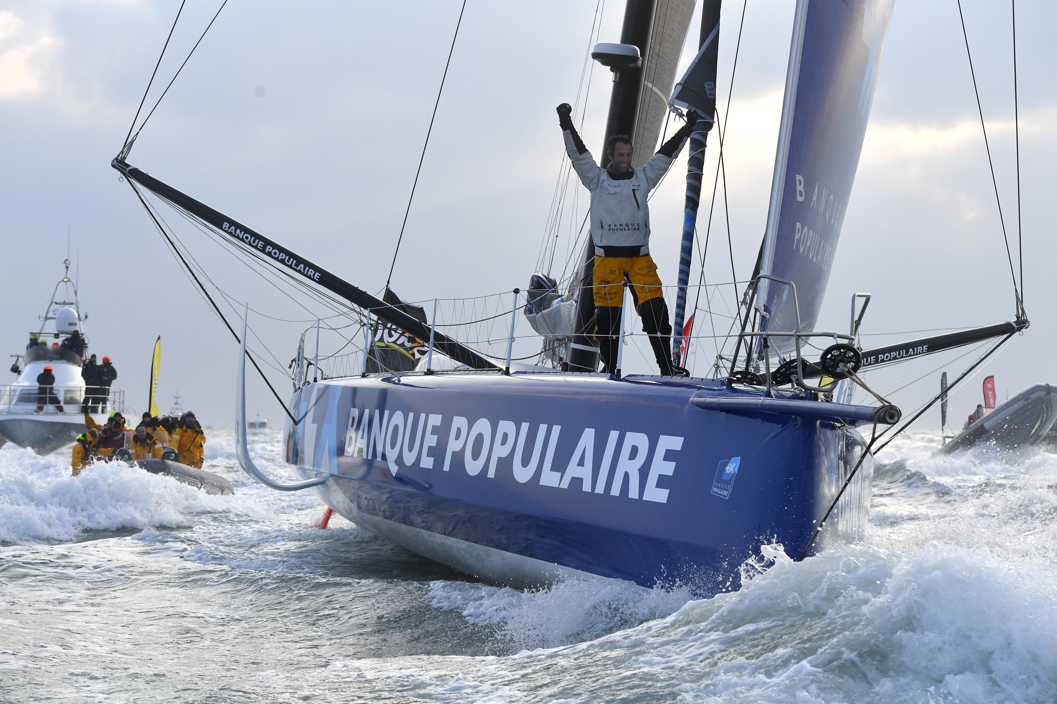 Victoire d'Armel Le Cléac'h