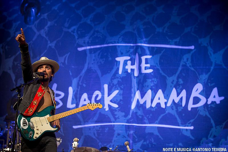 The Black Mamba - Coliseu do Porto '17