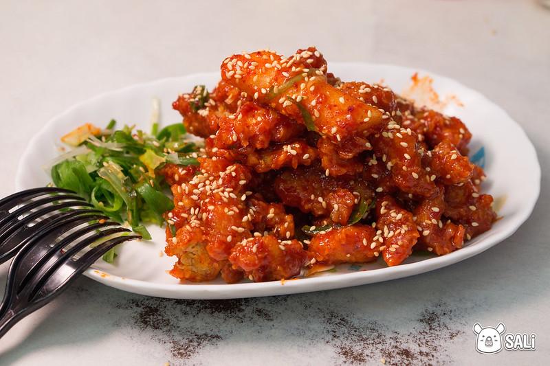 莎笠小日子chakiya韓式炸雞-14
