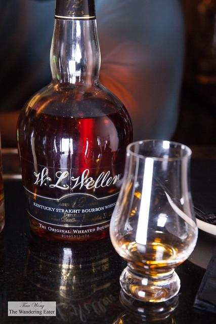 W.L. Weller Kentucky Straight Bourbon Whiskey 12-Year
