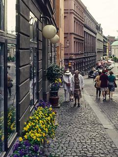 Stockholm Sidewalk 1992