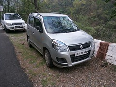 automobile, vehicle, suzuki wagon r, city car, suzuki, compact car, land vehicle,