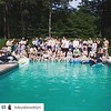 Perfect staff party! #Repost @tobysbrooklyn with @repostapp. ・・・ @tobysbrooklyn 3rd of July Summer Party - #besttimeever