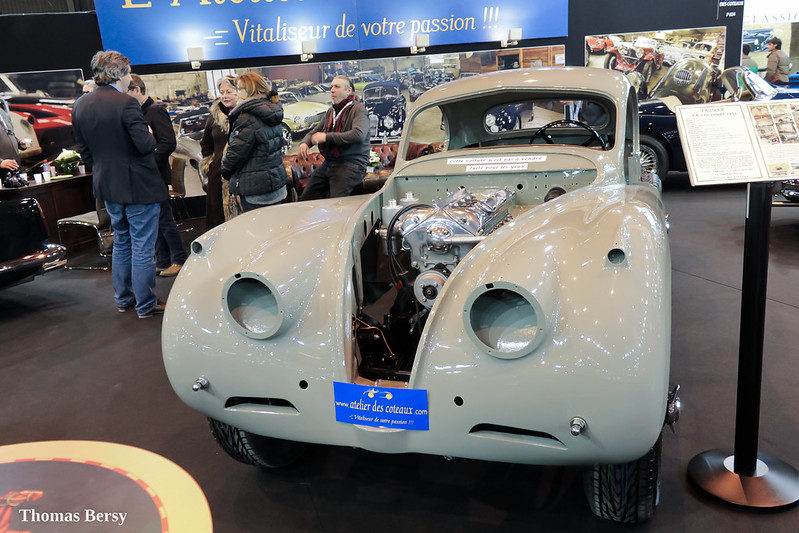 [75][04 au 08/02/2015] 40ème Salon Retromobile - Page 14 19233992670_4bb868cd03_c