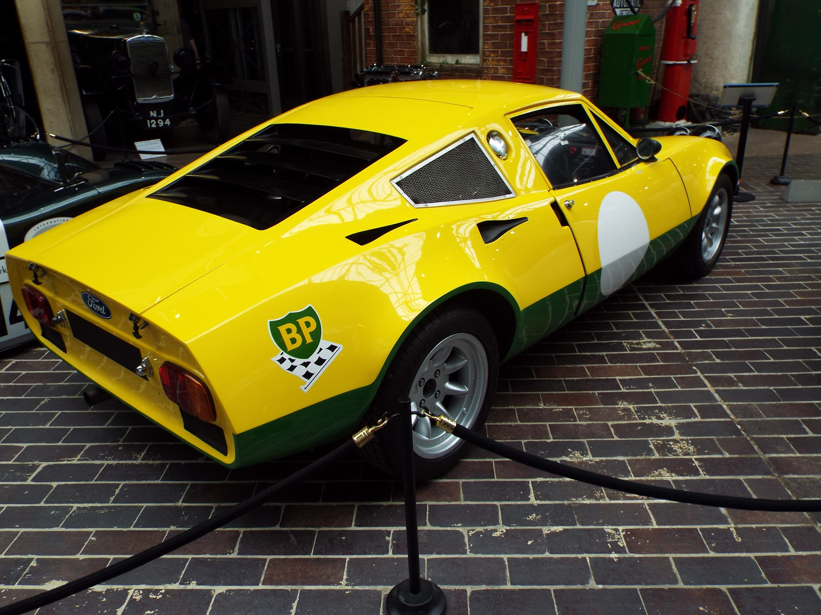 1971 Ford GT70 Rally Car Prototype