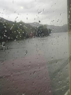 16077搭船遊石門水庫,遊薑母島。