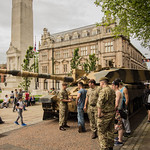Preston Armed Forces Day 2015