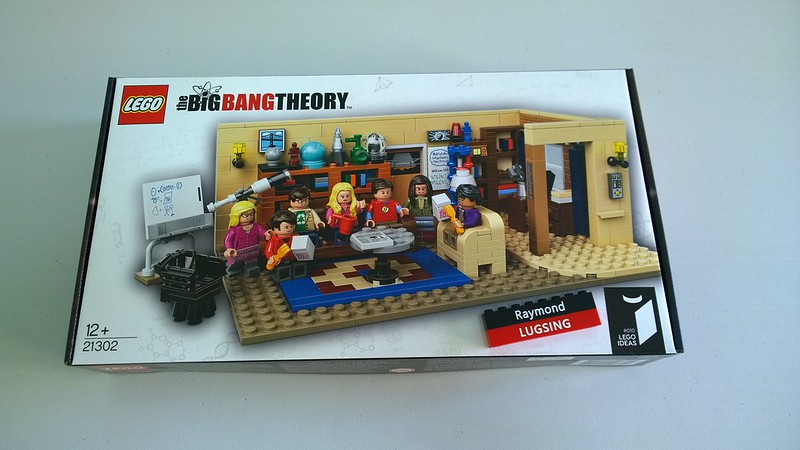 Review : #010 LEGO IDEAS - 21302 The Big Bang Theory 19633899905_0c01386ac5_c