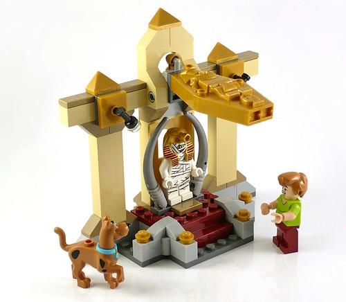 LEGO Scooby Doo 75900 Mummy Museum Mystery 06
