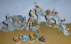 Reaper Miniatures - Dragons Don't Share Terrain