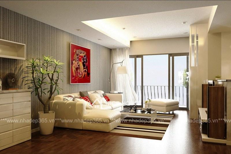 Thiết kế nội thất nhà anh Minh - Ngọc Khánh_05