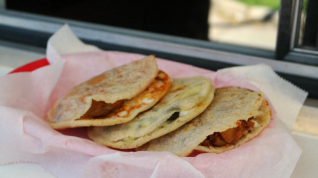 Gorditas from Gorditas Rosi in Des Moines, Iowa