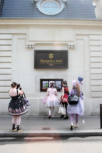 Lolitas at Shangri-La