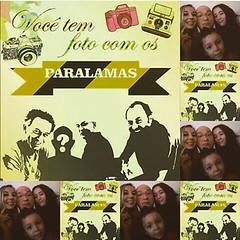 Se vc tem alguma foto com os PARALAMAS, vc pode figurar na galeria dos @paralamaniacos ! Acesse a página e envie sus foto pelo Direct... #BlogAuroradeCinemapóia #BlogAuroradeCinemafestejaParalamas #Paralamas  #ParalamasForever @paralamaniacos @osparalamas