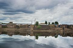 Mongo harbor, Barotseland, Zambia