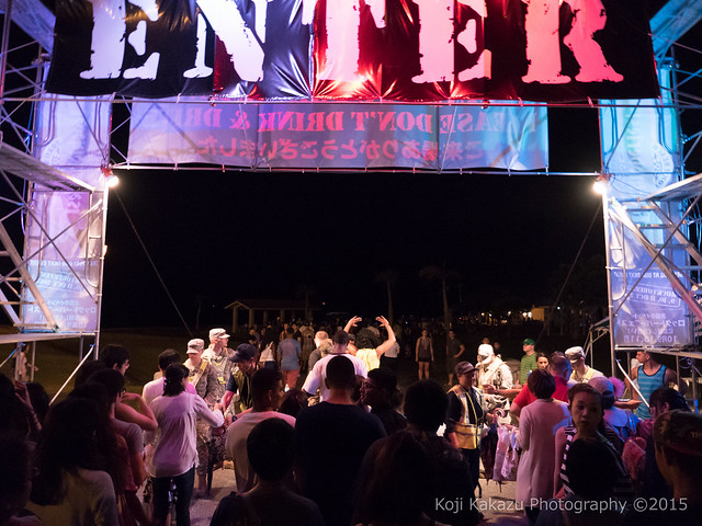 The Caribbean Party at Torii Beach 2015-5