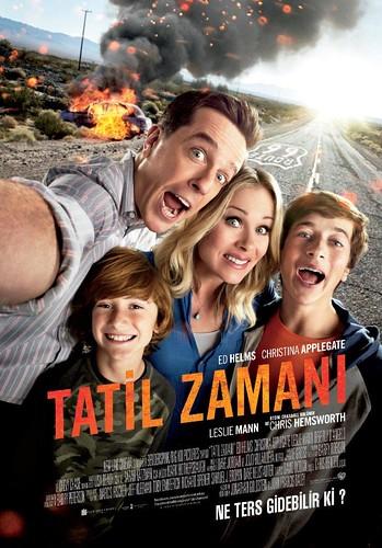 Tatil Zamanı - Vacation (2015)