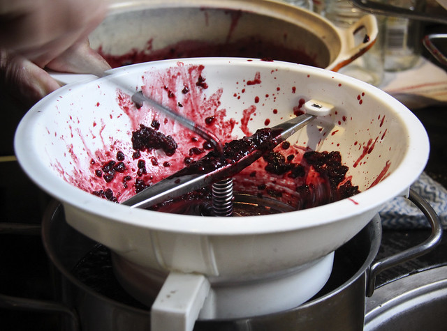 Peter's hand-made jam