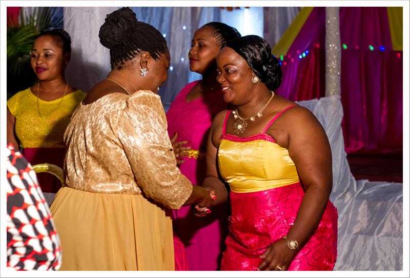 Saludos a la novia
