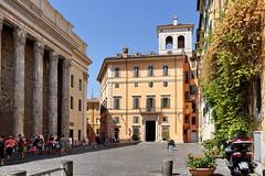 [2013-08-08] Rome 12 (Piazza di Pietra)