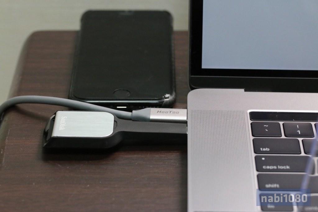 SanDisk SDカードリーダー07