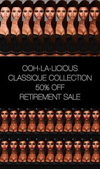 Ooh-la-licious Skins:registered: Classique 50% Off Retirement Sale